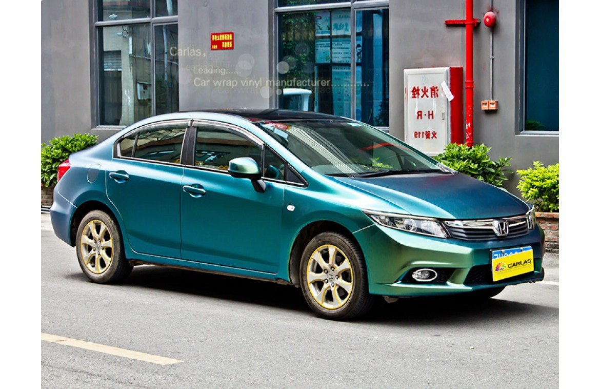 Honda Diamond Green Film2304D