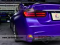 Chameleon Wholesale Rolls Auto Decoration Diamond Film 2305D-Purple