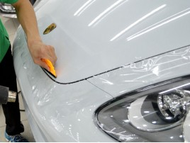 TPH paint PU protection film for car